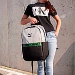 Рюкзак/сумка Puma Сіра, фото 3
