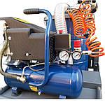 Промышленный пылесос SVC-5,5/380AL для строительного мусора, фото 4