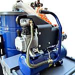 Промышленный пылесос SVC-5,5/380AL для строительного мусора, фото 5