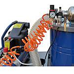 Промышленный пылесос SVC-5,5/380AL для строительного мусора, фото 6