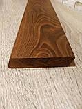 Фасадная доска Термоясень - Планкен косой - Ромбус - скошенный планкен, фото 3
