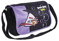 "Сумка молодежная Cool For School AB03852  ""Angry Birds Space"" через плечо, горизонтальная, 370х240х100"