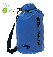 Сумка водонепроницаемая, Seac Sub Dry Bag 20 L
