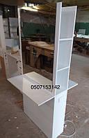Двухстороннее рабочее место для двух парикмахеров. Модель V525 (2-794), фото 1