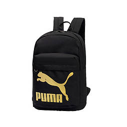 Рюкзак Puma Чорний-Золото