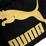 Рюкзак Puma Черный-Золото, фото 4