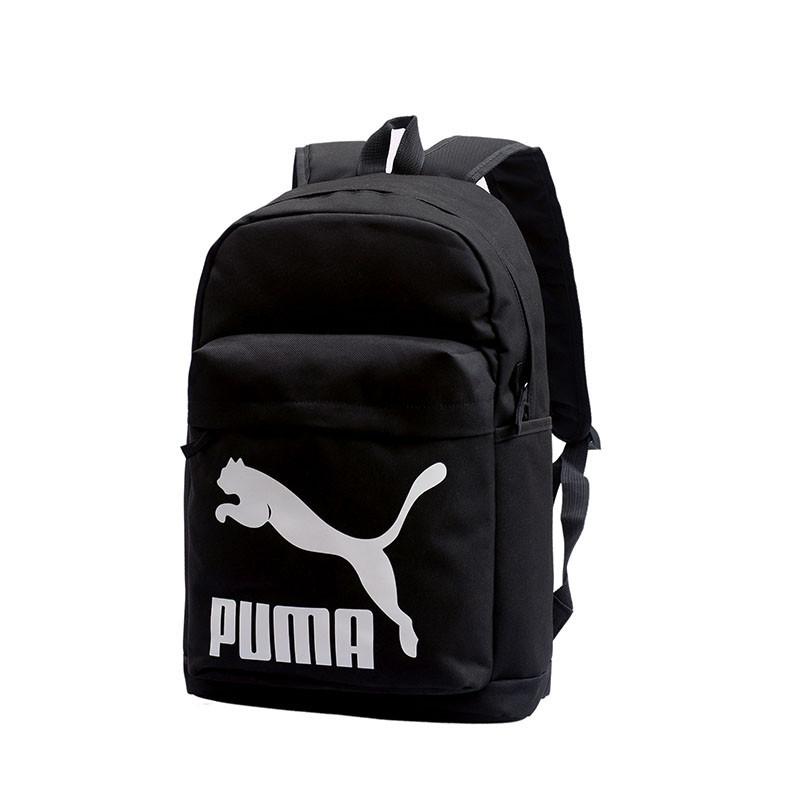 Рюкзак Puma Черный/Белый лого