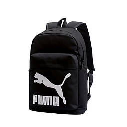 Рюкзак Puma Чорний/Білий лого