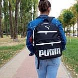 Рюкзак Puma Чорна, фото 6
