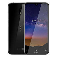 """Мобильный телефон Nokia 2.2 DS Black 5.71"""" RAM:2Gb. ROM:16Gb Octa Core"""