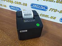 Принтер чеков XPrinter XP-C58E (USB+LAN, автообрезка чека)