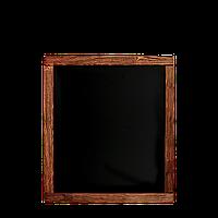 Дошка крейдяна (у рамці декор) 400*500 ПХ