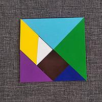 Танграм магнитный, фото 1