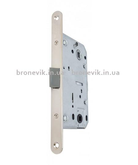 PALADII механизм межкомнатный 96*50*18мм WC 410B PVC-1 Kevlar NP никель (аналог AGB)