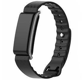 Силіконовий ремінець Primo для фітнес-браслета Huawei Color Band A2 ( AW61 ) - Black