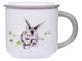 Кружка Кролик 400 мл 358-906. В наличии 1 шт