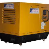 Дизельный генератор KJ Power 12 кВа, 8-9 кВт