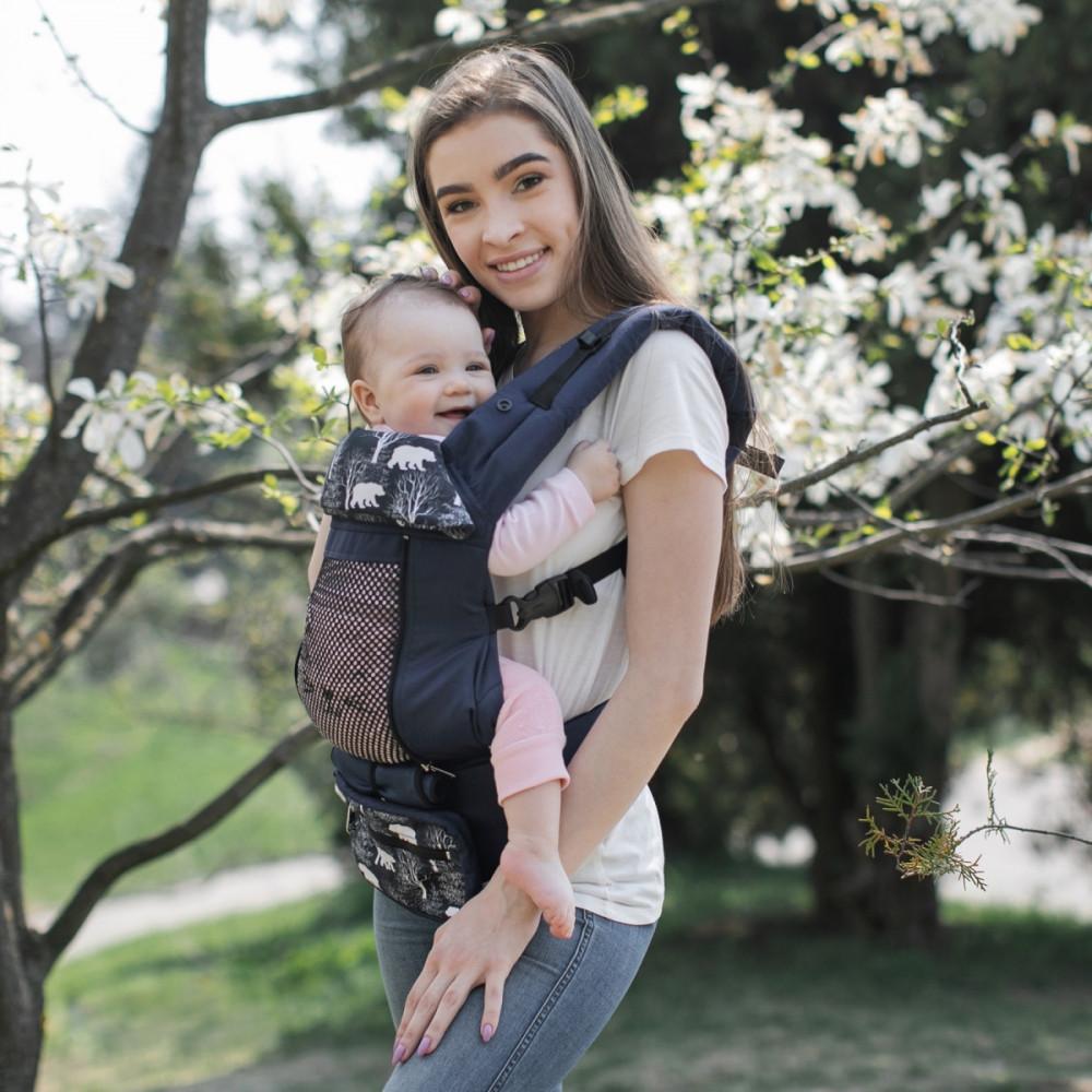 Эрго-рюкзак Love&Carry Air X Форест