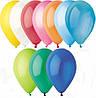 Воздушный шар без рисунка 26 см диаметр