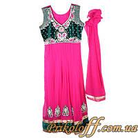 Женское Восточное платье с платком.