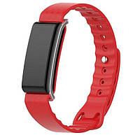 Силиконовый ремешок Primo для фитнес-браслета Huawei Color Band A2 ( AW61 ) - Red