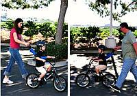 Вожжи Baby The toddler zone Ходунки Детский поводок, фото 1