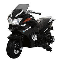 Детский мотоцикл M 3282EL-2, черный