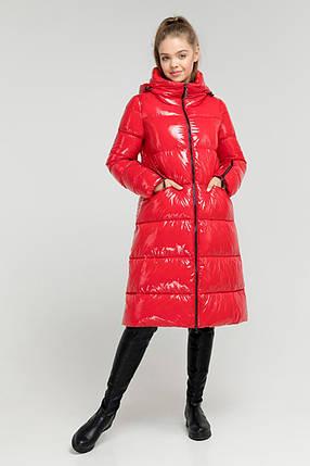 Моднаяудлиненная демисезонная куртка Размеры 42,44,46,48,50, фото 2