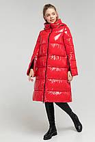 Моднаяудлиненная демисезонная куртка Размеры 42,44,46,48,50, фото 3