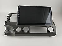 """Штатная Магнитола Honda Civic 2005-2011 на Android 9.1 с Экраном 10"""" Память 4/32 Процессор 8 Ядерный"""