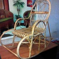 Кресло-качалка из лозы КК-5
