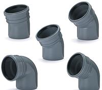Колено для внутренней канализации