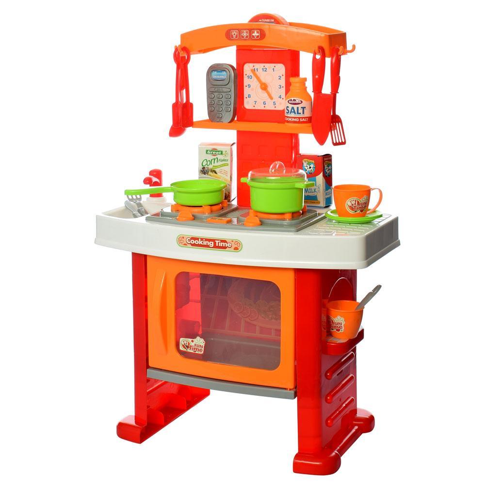 Кухня детская со звуками арт. 661-91