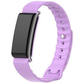 Силіконовий ремінець Primo для фітнес-браслета Huawei Color Band A2 ( AW61 ) - Purple