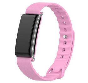 Силіконовий ремінець Primo для фітнес-браслета Huawei Color Band A2 ( AW61 ) - Pink