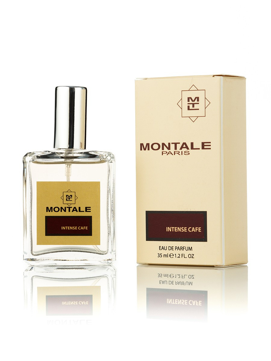Мини парфюм  Montale Intense Cafe (Монталь Интенс Кафе) 35 мл