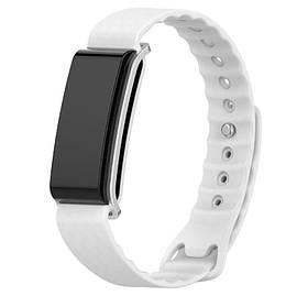 Силіконовий ремінець Primo для фітнес-браслета Huawei Color Band A2 ( AW61 ) - White