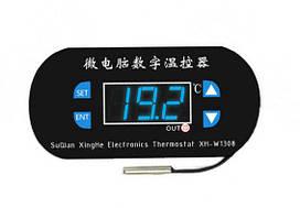 Терморегулятор XH-W1308 цифровой, от-50 до+110, 220V/12V 10A