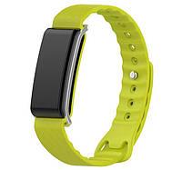 Силиконовый ремешок Primo для фитнес-браслета Huawei Color Band A2 ( AW61 ) - Lime, фото 1