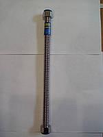 Трубки для воды Gross из нержавеющей гофры гайка гайка 40 см