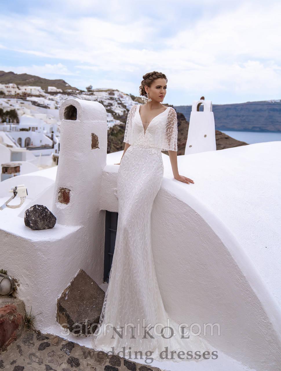 Свадебное платье № S-508
