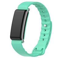 Силиконовый ремешок Primo для фитнес-браслета Huawei Color Band A2 ( AW61 ) - Teal, фото 1