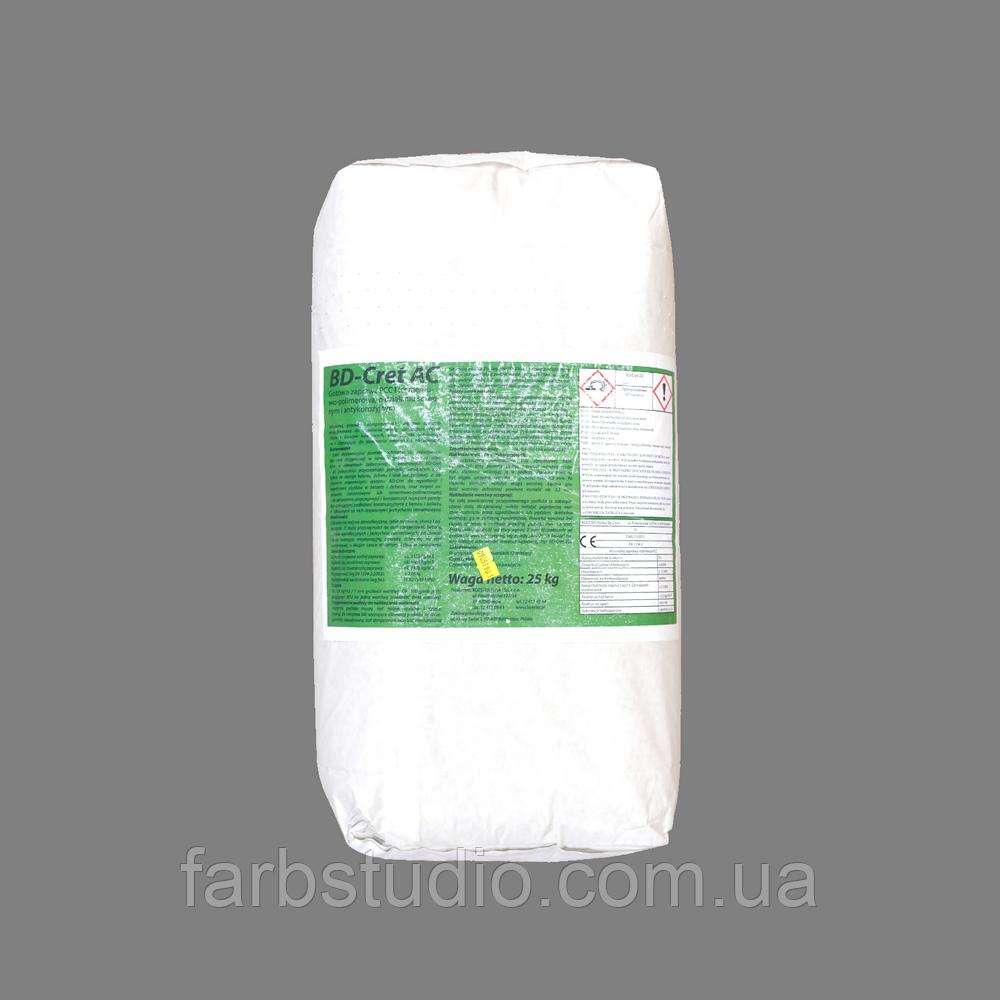 Системы для защиты и ремонта бетона KOSTER BD- Cret АС, 25 кг