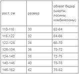 Шорти VK з окантовкою 32р. хл.92% лайкра 8% чорний + бузковий, фото 2