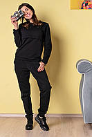 Одежда для беременных и кормящих мам Набор кофточка для кормления и спортивные брюки Размер М