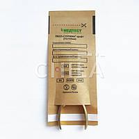 Крафт-пакеты 75*150 мм для сухожара (100 шт) с индикатором