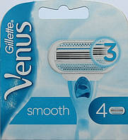 Картриджи Gillette Venus Оригинал 4 шт в уп. производство Германия, фото 1