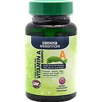 Vitamin A-10 000 fish liver oil (100 softgels)