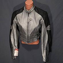 Мотокуртка женская SPIDI б/у кожа