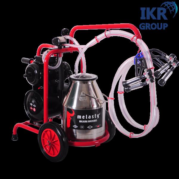 Доїльний апарат для двох овець Melasty TKKY 2-PK